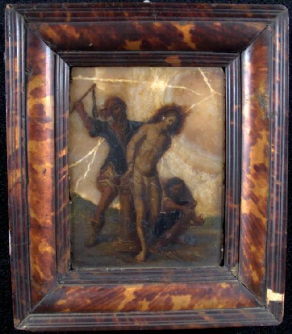 74: Continental School Flagellation of Christ