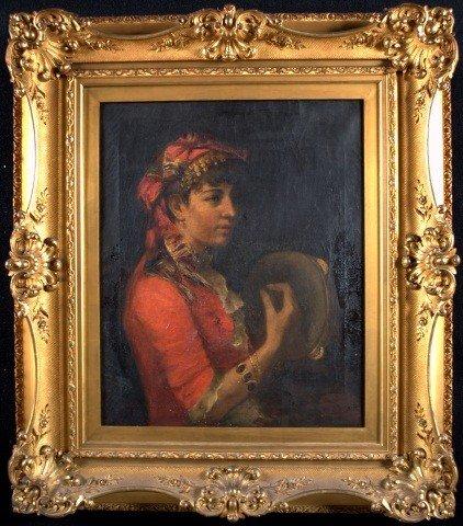 16: John Califano (Am/It 1864-1946) Gypsy