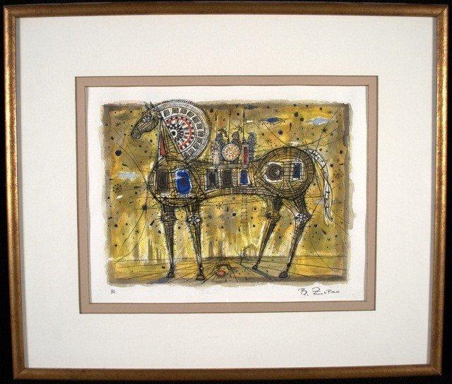 22: Bruno Zupan Trojan Horse
