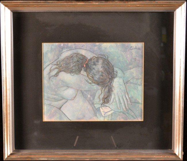7: Alexandre Siches Piera (Sp b. 1926) Femina