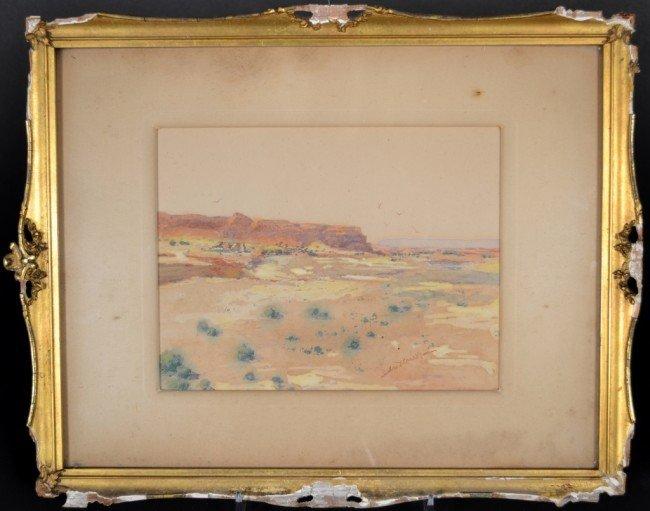 8: Ira D.G.Cassidy (Am1879-1934) Landscape +