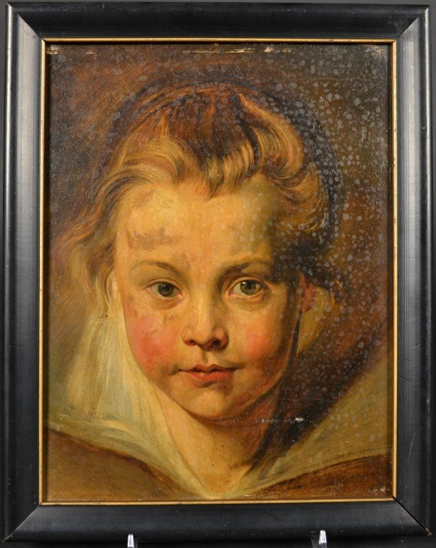 19: Portrait of a Young Boy