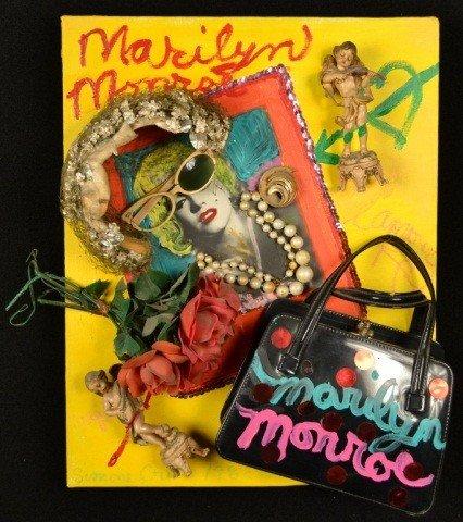 1: Simon Gad (Am Calif) Marilyn Monroe 1988