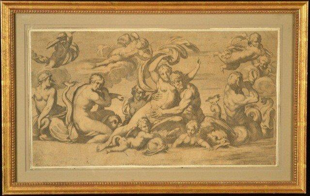5: Old Master Engraving