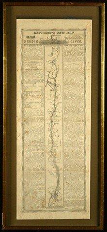 12: Benjamin's New Map Hudson River