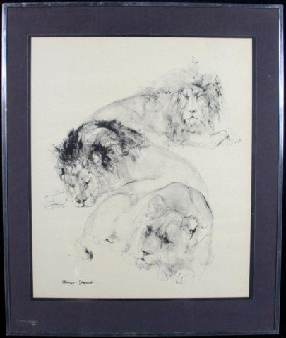 16: Three Lions
