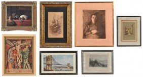 22: Miscellaneous Assorted Group of Prints