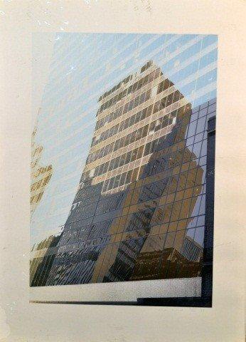 2: Brendan Neiland (Brit 1941)   Building