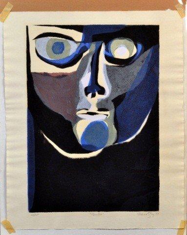 3: Norman Narotzky  (Am. b. 1928)  Brutus