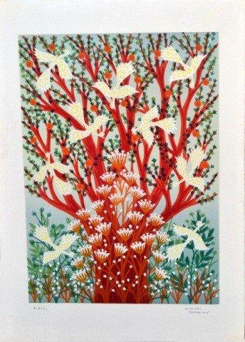 4: Dimitre Yordanov   Birds in Tree
