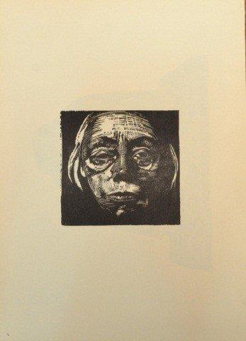 39: Käthe Kollwitz (Ger. 1867-1945)  Six Woodcuts - 2