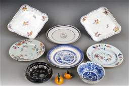 226: Group of Assorted Porcelain Table Articles