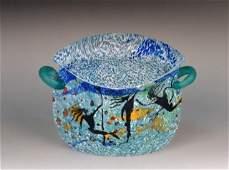 345: Kosta Boda Art Glass Sculpture