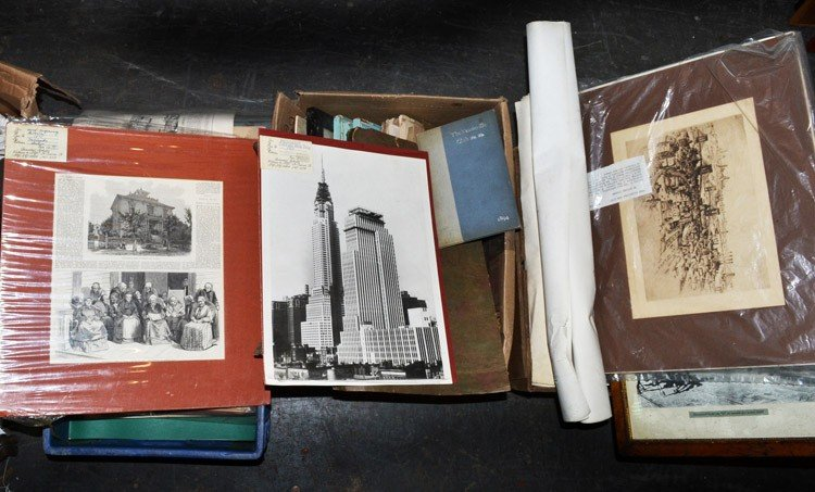 1: Miscellaneous Group of Ephemera and Prints