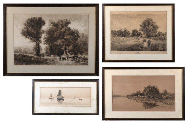 6: Four Lithographs