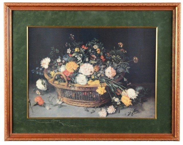 22: Floral Still Life