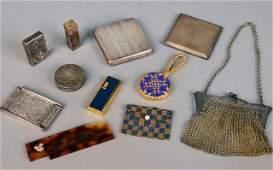 138 Group of Objects de Vertu