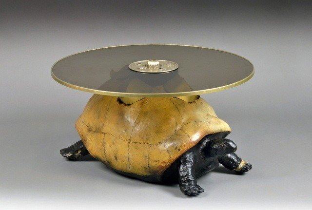 441: Tortoise Low Table