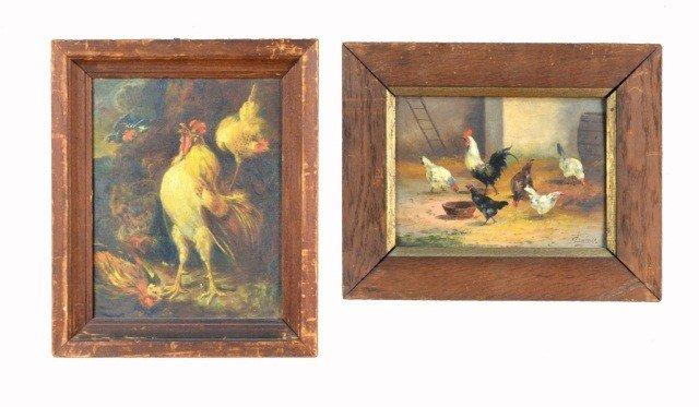 6: Dubois  Barnyard Chickens