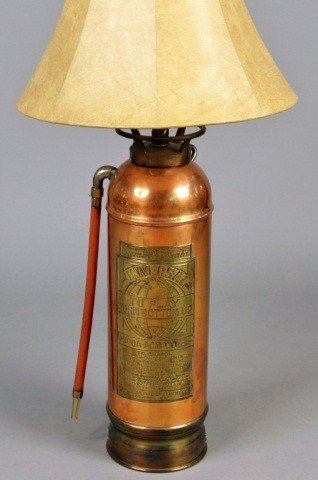 149: Fire Extinguisher Lamp - 2