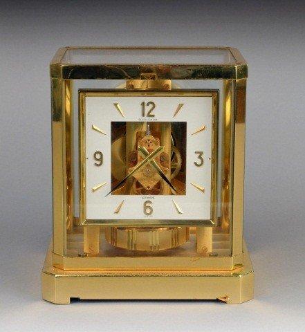 163: Jaeger LeCoultre Atmos Clock