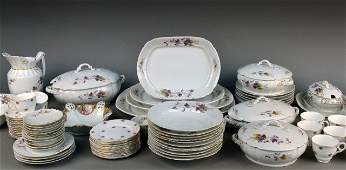342 Miscellaneous Group of Porcelain Table Articles