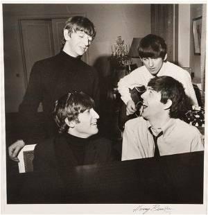 168: Harry Benson (Am/Scot, b.1929) The Beatles