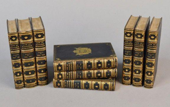 281: Sir Walter Scott  Life of Napoleon Bonaparte