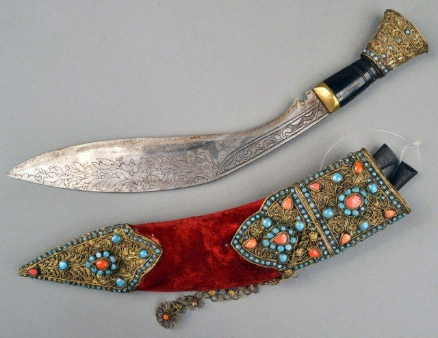317: Indian Ceremonial Kukri