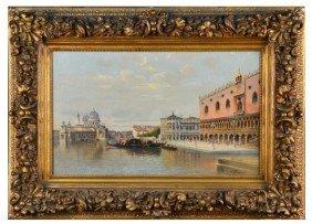 V. Tomola, Italian School,  Venice