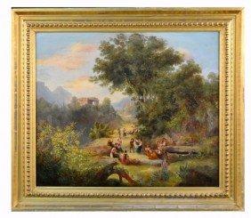 3: E. Finternogot, 1856  Roman Peasants