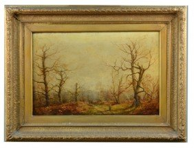 Walter Greaves  Sherwood Forest (1877)