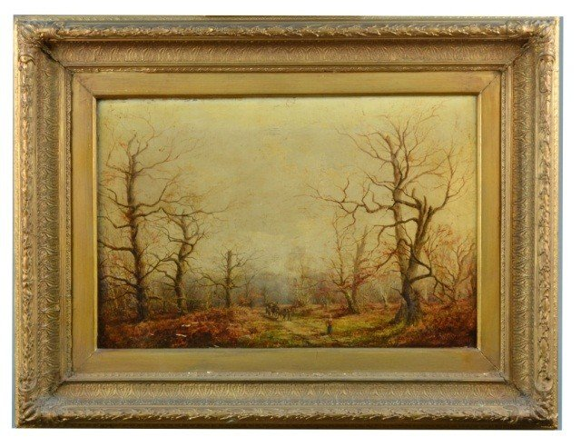10: Walter Greaves  Sherwood Forest (1877)