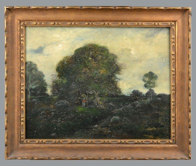 21: European School, 19th C. Landscape