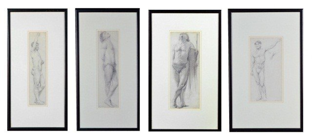 39: Dorothy Fitchew (Brit., 1910-1922) Set of Drawings