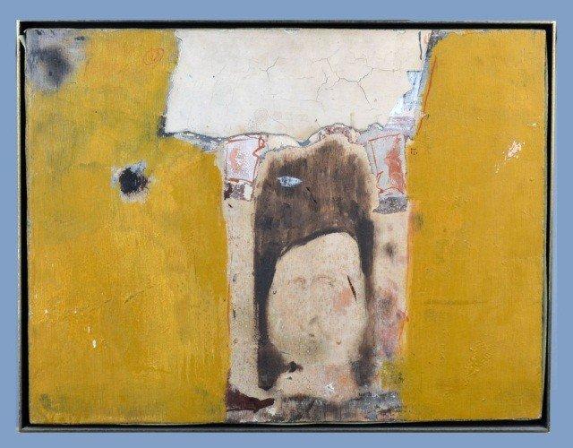55: Dimitri Perdikidis (Gr., 1922-1989) Abstract
