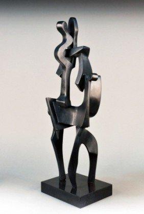 202: Bill Barret Sculpture