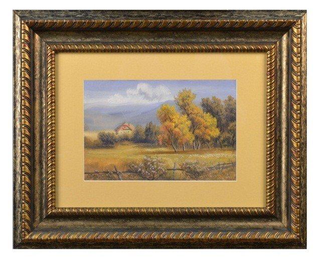 20: Alois Tott (Austrian, 1870-1939)   Landscape