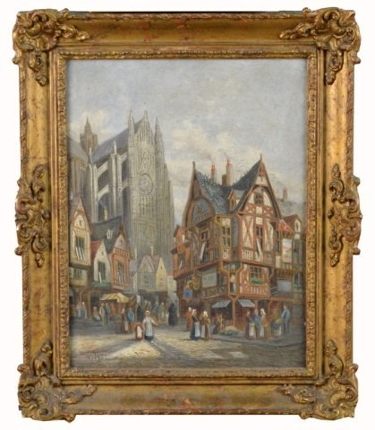 3: After Henri Schafer (French, 1833-1916)