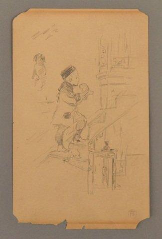 7: Henri de Toulouse-Lautrec (French, 1864-1901)