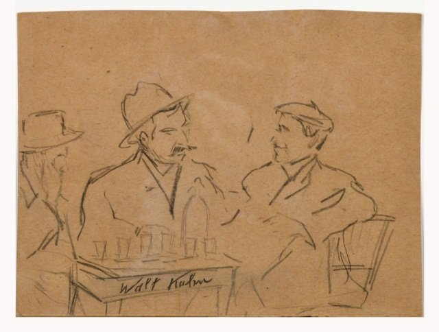 11: Walt Kuhn (American, 1877-1949)