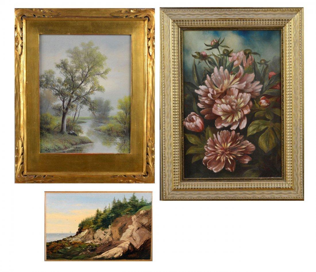 20: Three 20th Century Art Works