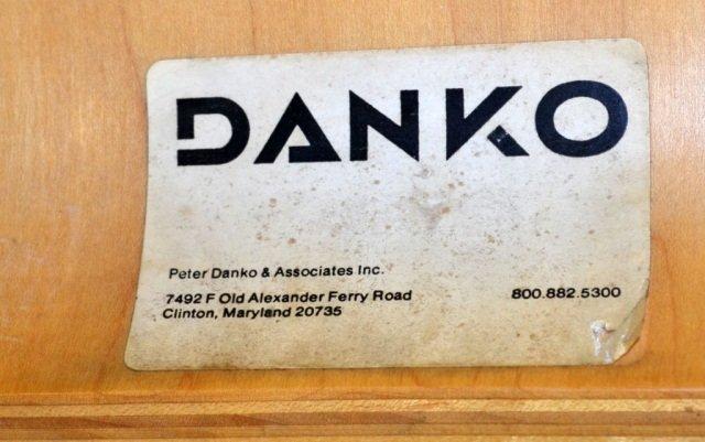 249: Peter Danko (Am. b. 1949)  Pair of Bodyform Chairs - 3