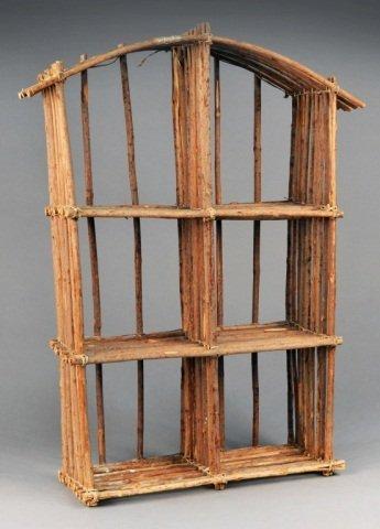 391: Twig Hanging Shelf