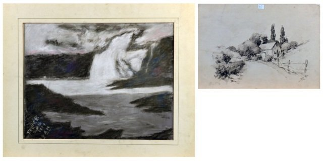 2: Two Landscapes (20th Century)