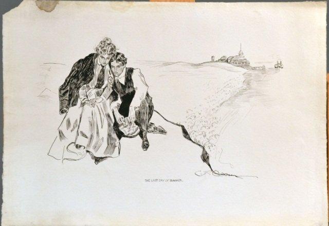 6: Charles Dana Gibson (American, 1867-1944)