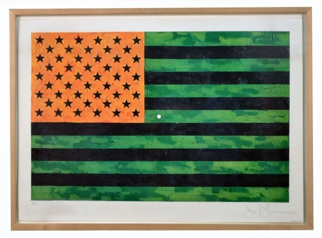 150: Jasper Johns (American, b. 1930)