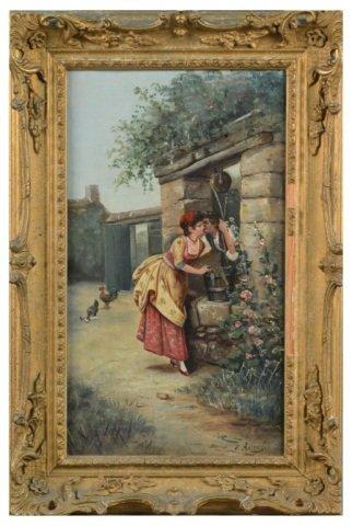 5: E(ttore) Ascenzi (Italian, 19th Century)