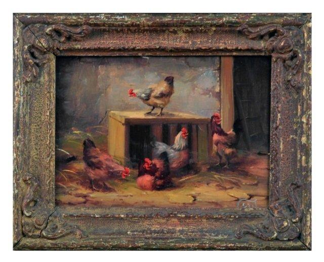 8: Dutch School (19th Century)