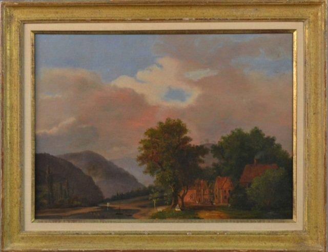 14: 19th Century Landscape Painting